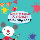 Arty Mouse Coloring Book: A Great Online Coloring Game