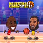 Basketball Legends 2020 Game with Micheal Jordan