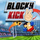 Play Blocky Kick