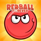 Play Online Free Games: Red Ball Forever Game