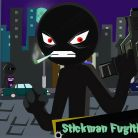 Stickman Fugitive Game
