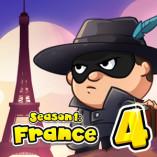Bob the Robber 4 Season 1 France: Viva Le France!