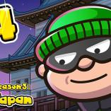 Bob the Robber 4 Season 3: Japan: Let's Be a Part Of A Kawai Loot