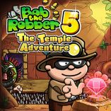 Bob the Robber 5: Temple Adventure: Be the Clever Tomb Raider