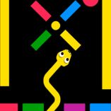 Color Snake: A Free Game to Fasten Your Fingers