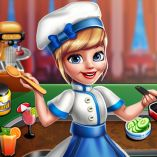 Cooking Scene: A Legendary Online Cooking Game In a Little Restaurant