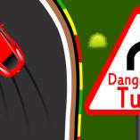 Play Dangerous Turn Online Free Game