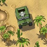 Desert Run: Drive Game of the War
