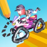 Draw Rider Game: A Free Original Game for Race Lovers