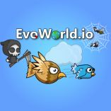 EvoWorld.io: Survival Of the Fittest Online