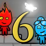 Fireboy and Watergirl 6: Fairy Tales Free Online Game