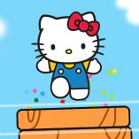 Hello Kitty and Friends Jumper: Reach the Top Over the Obstacles