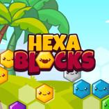 Tetris Style Fun Puzzle Game: Hexa Blocks Online Game