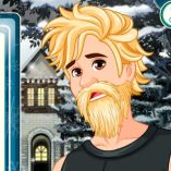 Icy Beard Makeover: A Fun and Chill Grooming Game!