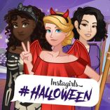 Instagirls Halloween: A Spooky and Stylish Dress Up Game!