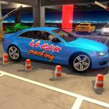 LA Car Parking Game