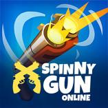 Play, Spinny Gun Online on Eyzi - Spinny Gun Game