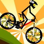 Stickman Bike Rider Game