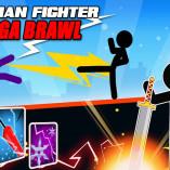 Stickman Fighter Mega Brawl Online