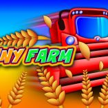 Sunny Farm Io: Harvest your fields with this game.
