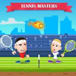 Tennis Masters Game: A forehand is enough to break the set
