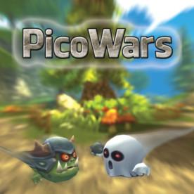 Play PicoWars - PicoWars on Eyzi