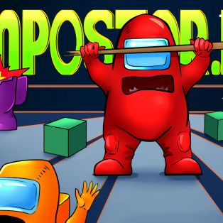 Impostor.Io: The Game of Fighting for Survival