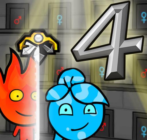 Fireboy and Watergirl 2 Walkthrough